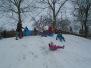 Hrátky ve sněhu