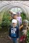 V zahradnictví