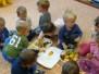 Žabičky ovocný salát